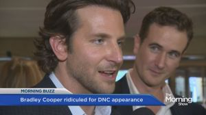 Bradley Cooper takes shade on Twitter