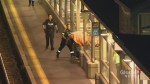 'Stupid' Go Train jump stunt leaves one man injured