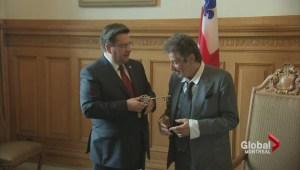 Al Pacino gets key to city