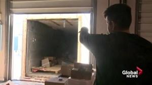$50k of meat stolen from Calgary business' freezer truck
