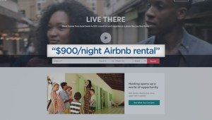 Complaints over Airbnb listing in Vancouver