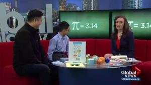 Celebrating Pi Day in Calgary