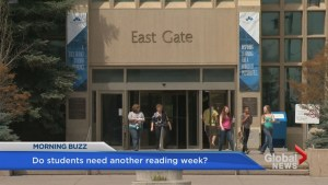 Do students need another reading week?