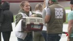 Over 100 U.S. rescue dogs flown to Vancouver for a new life