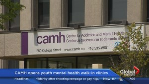 Doors open to the first of three youth mental health walk-in clinics in Toronto