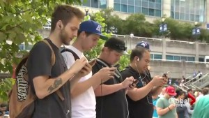 Pokemon frenzy hits Toronto as game officially launches in Canada