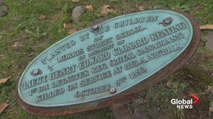 Halifax plaque for man killed while abducting Nigerian villagers should be removed: activist