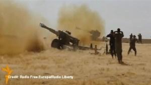 Peshmerga fighters push back ISIS, surround city of Zummar