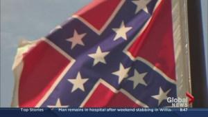 South Carolina shooting sparks Confederate flag debate