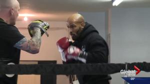 Edmonton boxer Ryan Ford eyes a title belt