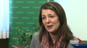 Wildrose leader on party unity