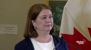 Minister Philpott discusses legal challenges in other countries against plain packaging for cigarettes