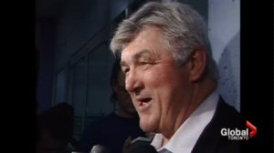 Pat Quinn remembered as a man with presence and integrity