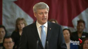 Harper vows tough changes to some life in prison sentences