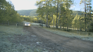 Police still combing scene near Blairmore where Hailey Dunbar-Blanchette's body was discovered
