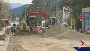 Enderby's Cliff Avenue revitalization hits milestone
