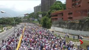 Venezuela on the brink as political crisis deepens
