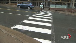 Two more hit in well-marked crosswalk