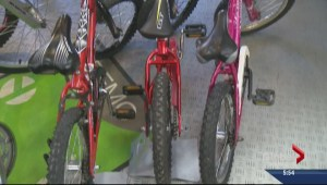 Free bicycles for the needy in Kelowna