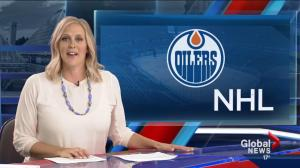 Edmonton Oilers development camp continues at Rexall Place