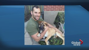 Family and friends attend viewing of fallen soldier Nathan Cirillo