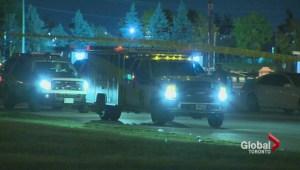 Man dies after being stabbed in Wonderland parking lot