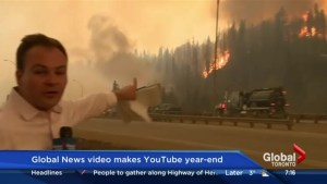 Global News lands spot on YouTube's Top Trending Videos in Canada for 2016