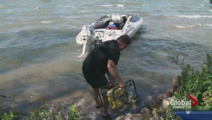 Sylvan Lake boat owners asked to retrieve vessels