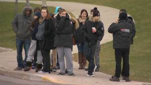 Plumbers describe evacuation of Westmount Collegiate