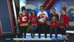 Cowtown Opera performs Calgary Flames playoff anthem