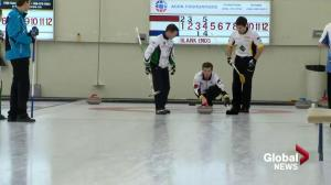 Kleiter stays cool ahead of first trip to national curling championship