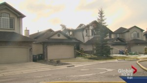 Kincora  house fire leave three people homeless.