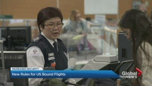 New security measures for travel to the U.S.