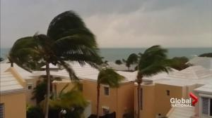 Tropical Storm Erika causes deaths in Dominica before churning into Caribbean