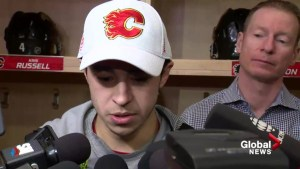 Flames young stars apologize for disciplinary benching