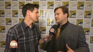Jack Black Talks 'Goosebumps' Scares – At Comic-Con 2014
