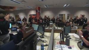 NASA announces Maven spacecraft has entered Mars orbit
