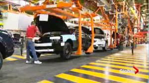 GM sheds 1,000 jobs at Oshawa plant