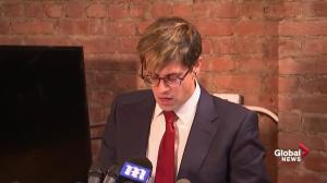 EXTENDED: Milo Yiannopoulos issues statement following Breitbart resignation