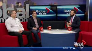 Edmonton Prospects talk about fundraising gala