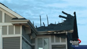 Four families forced out after Cochrane fire
