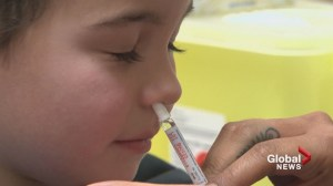 'U.S., different market… different figures': AHS believes nasal flu spray effective