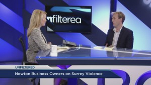 Newton business owners on Surrey crime