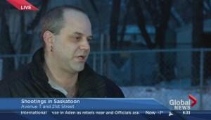 Two Saskatoon shootings leave two injured, one from shotgun blast