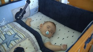Reality check: Should babies be allowed to sleep in their own room?