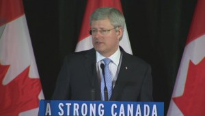 Prime Minister Harper attends Humanity First Canada fundraiser