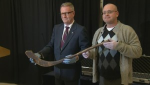 History Museum acquires world's oldest known hockey stick