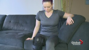 A Kelowna woman calls her wait time for surgery unacceptable
