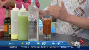 Stampede cocktail Recipe: Celery Caesar