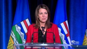 Future of Wildrose leader Danielle Smith